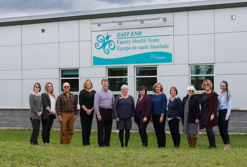 The Team – East End Family Health Team